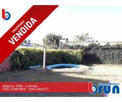 Cnel. Rodriguez 2470 - Barrio Alfonsin